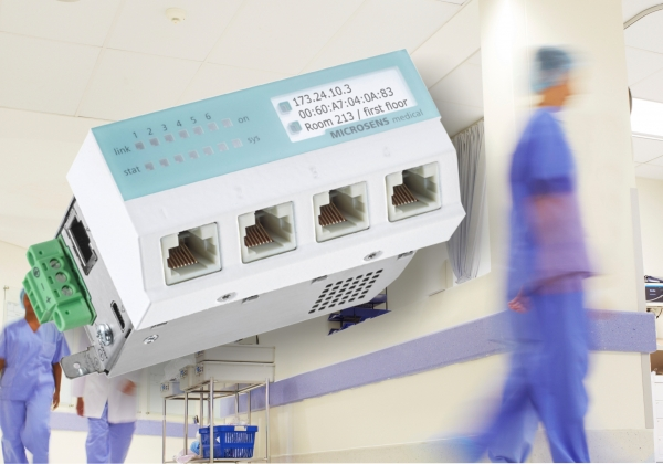Das digitalisierte Krankenhaus